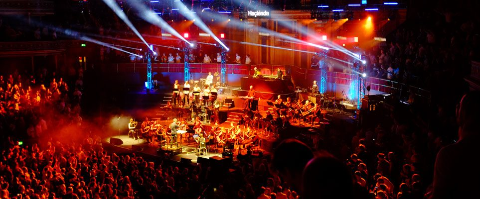 Hacienda Classical Live on Oct 29th at Dubai Opera