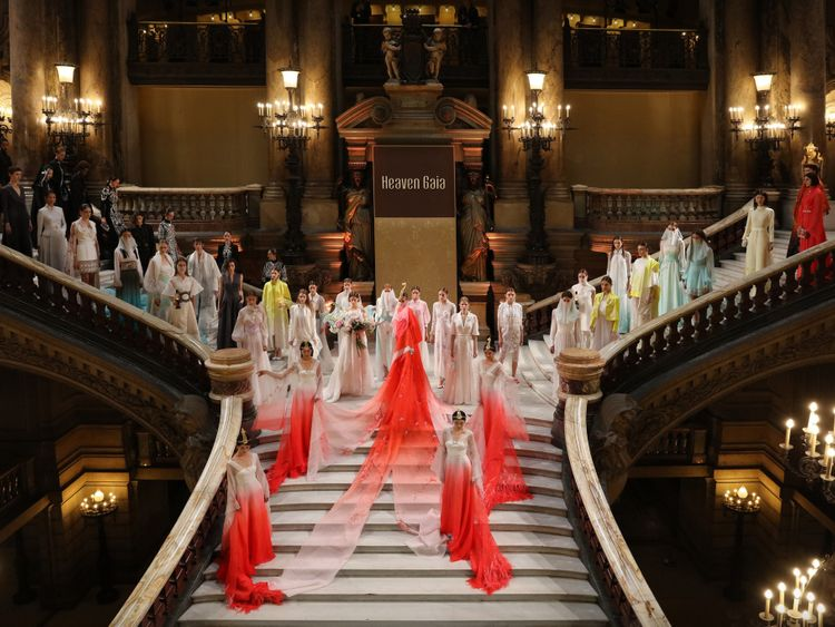 Hala China Dubai Fashion Days on Dec 8th – 12th at Dubai Design District