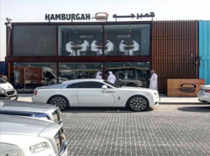 Hamburgah - Marina Cube in Dubai, UAE