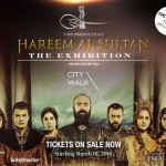 Hareem Al Sultan: The Exhibition official poaster