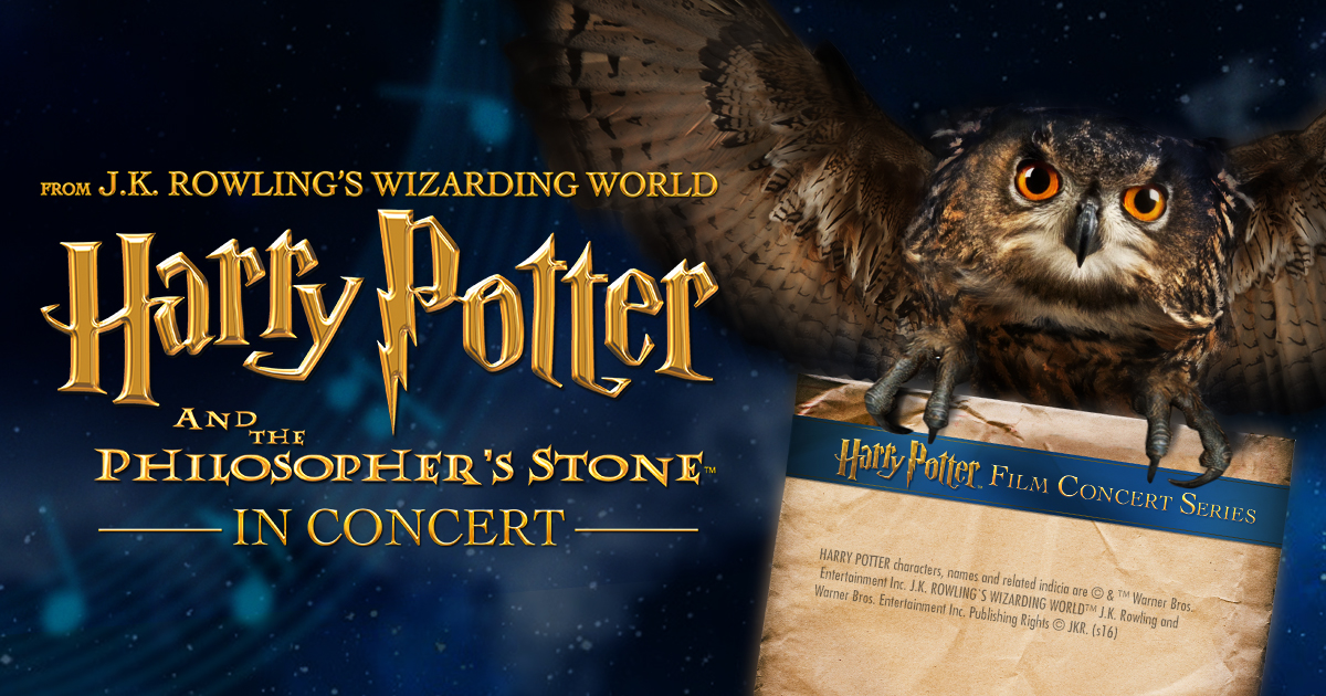 Harry Potter Film Concert Series at Dubai Opera – Events in Dubai, United Arab Emirates