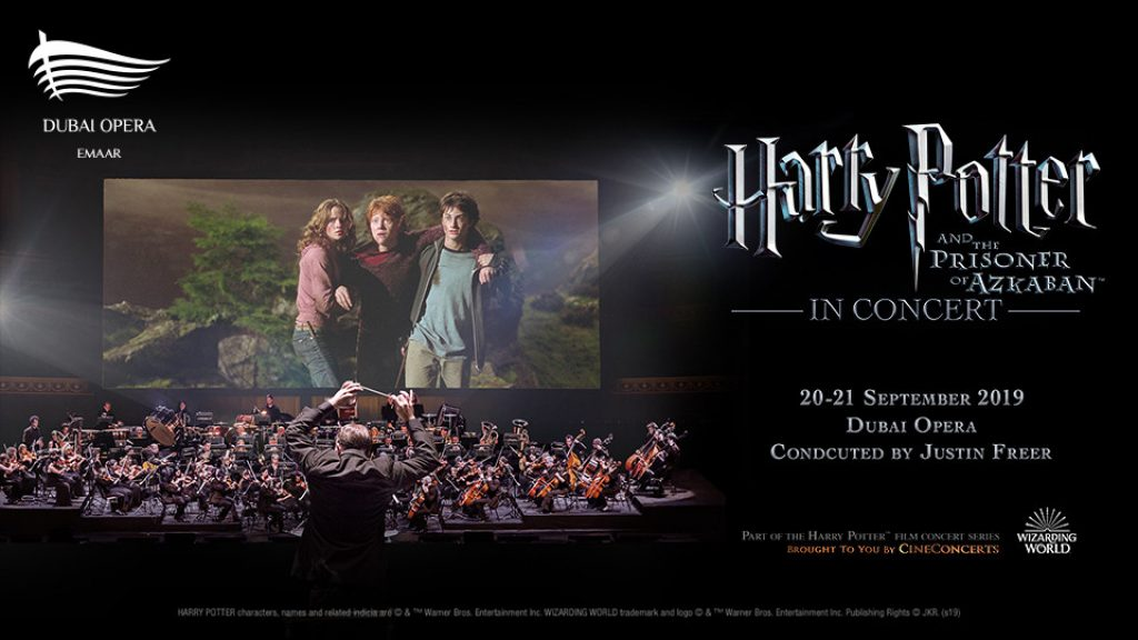 Harry Potter in Concert at Dubai Opera 2019