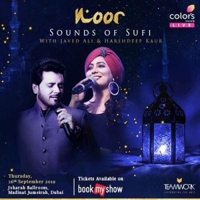 Harshdeep Kaur and Javed Ali Live Dubai 2019