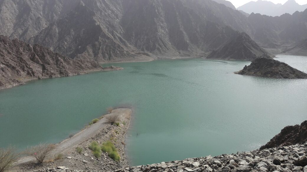 Hatta Dam in UAE - Neighbourhood Places to Visit in Dubai