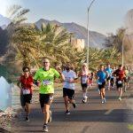 Hatta Hills Run Dubai