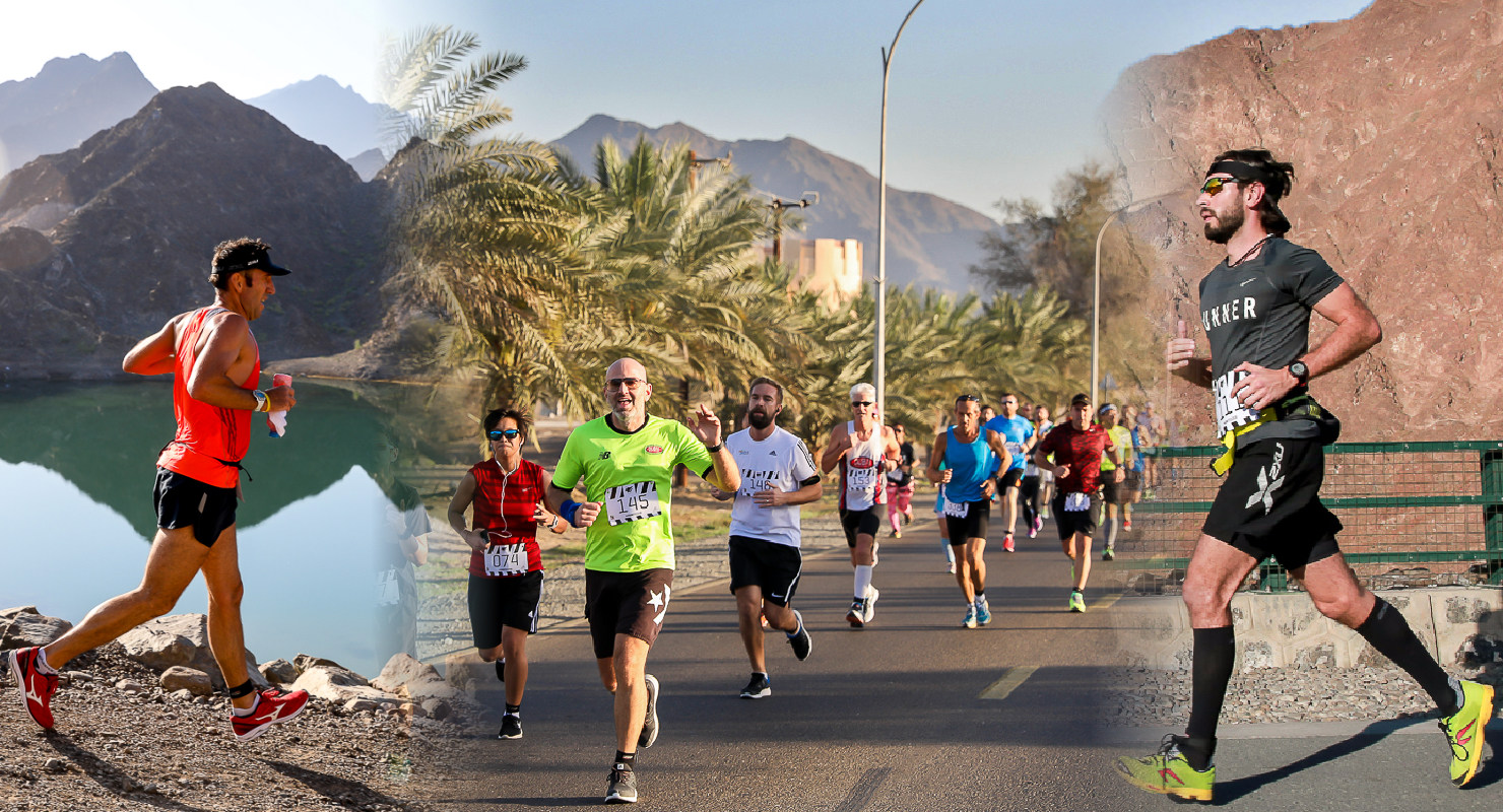 Hatta Hills Run on Mar 6th at JA Hatta Fort Hotel Dubai