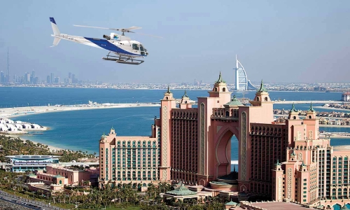 Helicopter services Dubai