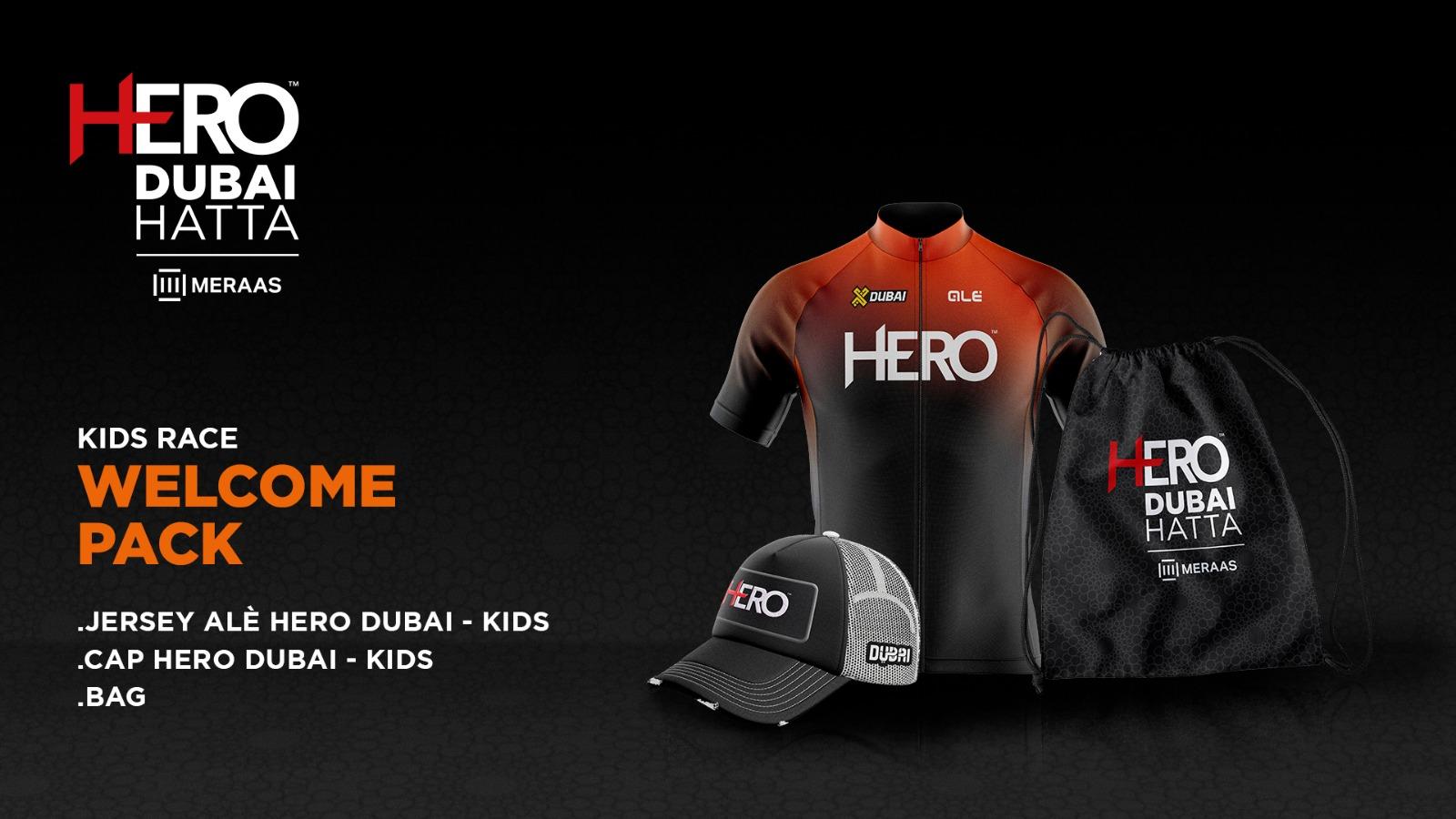 HERO World Series Dubai on Feb 7th at Hatta Mountain Bike Trail Centre