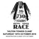Hilton Dubai Tower Race 2019
