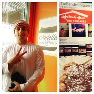 Holland House Mini Pancakes, Dubai, UAE - Review - Tasty Pancakes