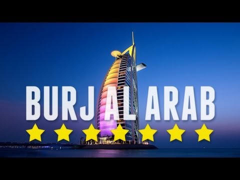Burj Al Arab – 7 Star Hotel In Dubai, UAE.