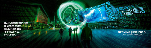 Hub Zero Indoor Gaming Theme Park – Theme Parks in Dubai, UAE.