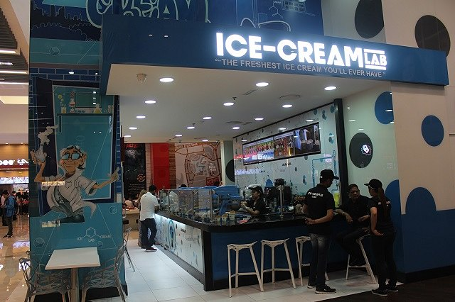 ICE-CREAM LAB, Dubai – Review