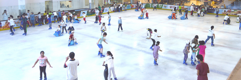 Ice Rink Sharjah Al Shaab Village