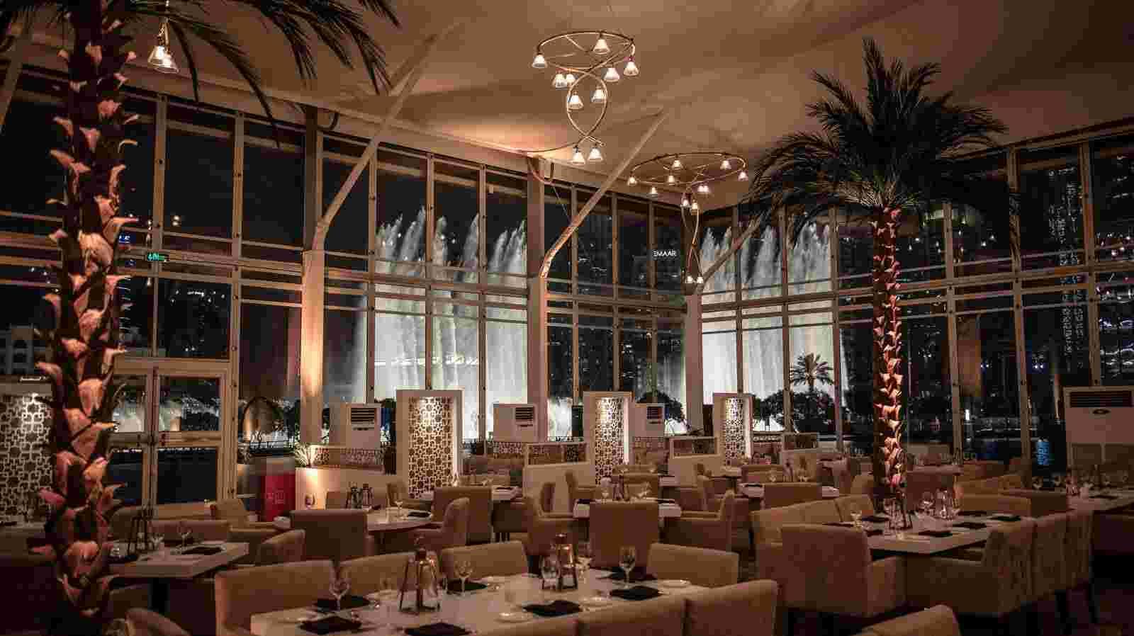 Iftar at The Armani Hotel Dubai