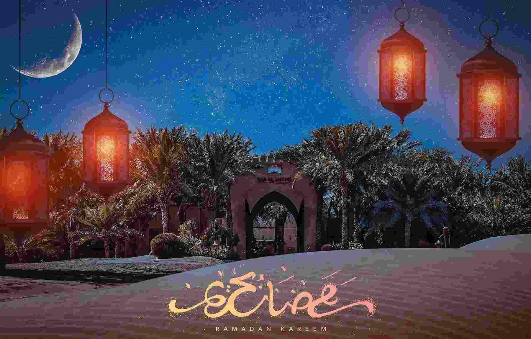 Iftar at Bab Al Shams Desert Resort & Spa Dubai