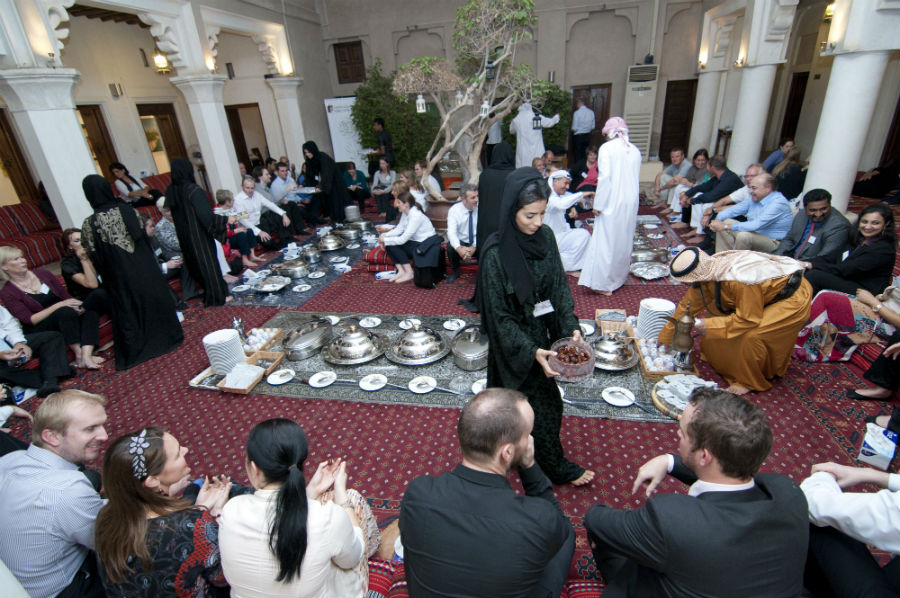 Iftar at SMCCU in Dubai, UAE | Events in Dubai