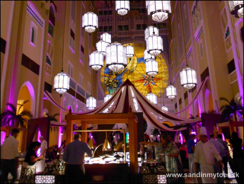 Iftar at Movenpick Ibn Battuta Gate Hotel Dubai