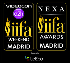Experience the spectacular Videocon d2h IIFA Weekend and next IIFA Awards in stunning Madrid this June