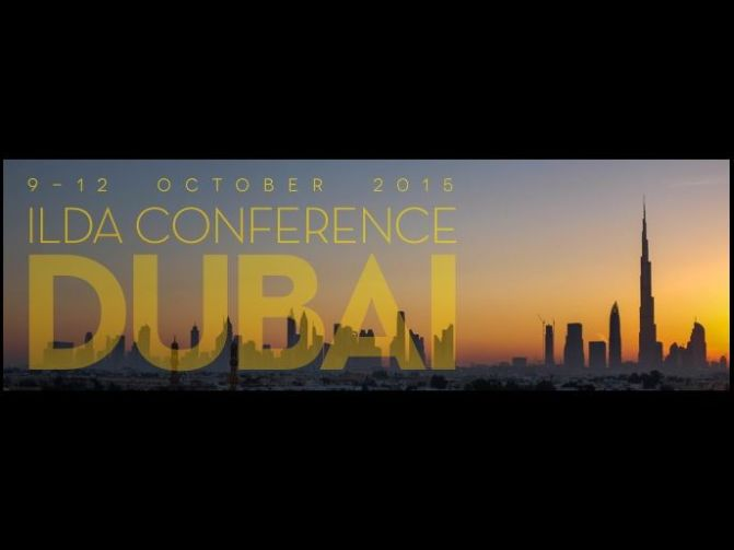 ILDA 2015 – International Laser Display Association in Dubai
