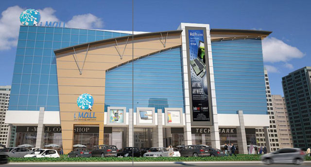 iMall Sharjah – Shopping Malls in Sharjah, UAE.