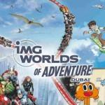IMG Worlds of Adventure - Dubai, UAE.