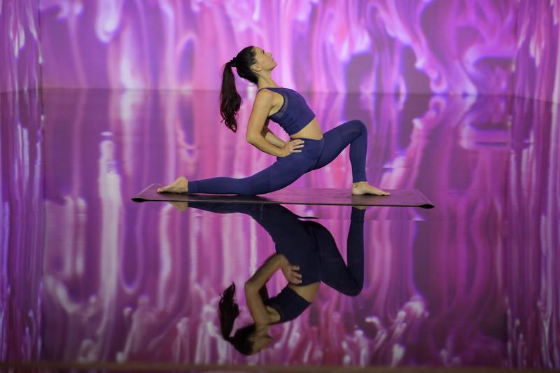 Immersive Yoga Class by ToDA and PUMA – 2021 Event in Dubai, UAE