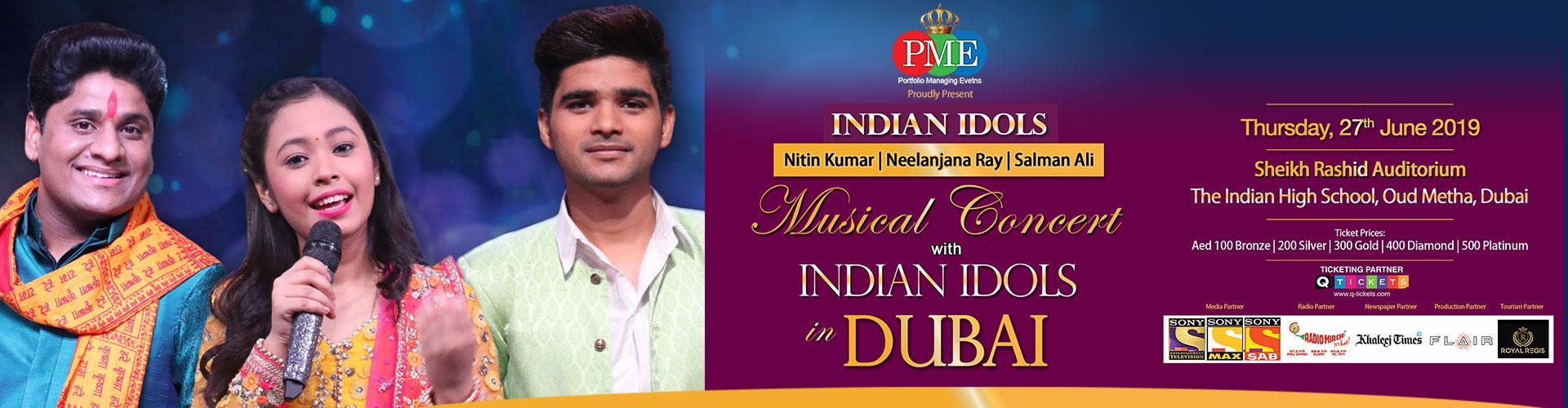 Indian Musical Concert Dubai