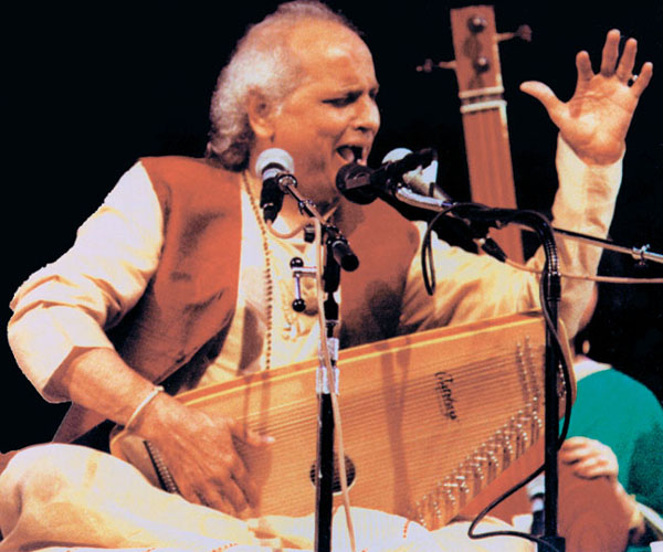 Indian Vocalist, Pandit Jasraj - Live in Concert in Dubai, UAE