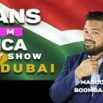 Indians From Africa at The Junction Dubai 2019