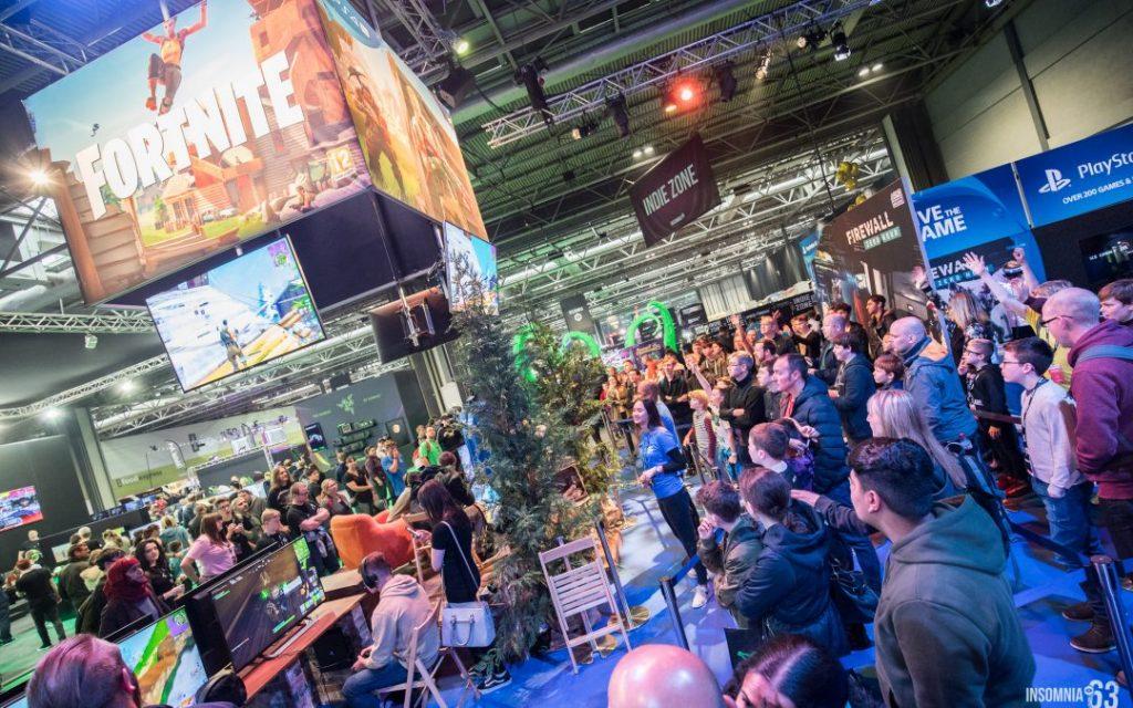 Insomnia Gaming Festival Dubai