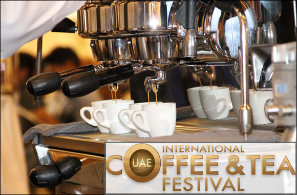 International Coffee and Tea Exhibition 2015 in Dubai, UAE