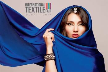 International Textile Fair Dubai 2014