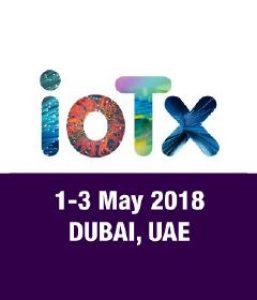 IoTX Dubai, 2018