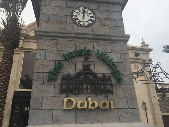 The Irish Village - Pet Friendly Restaurants In Dubai