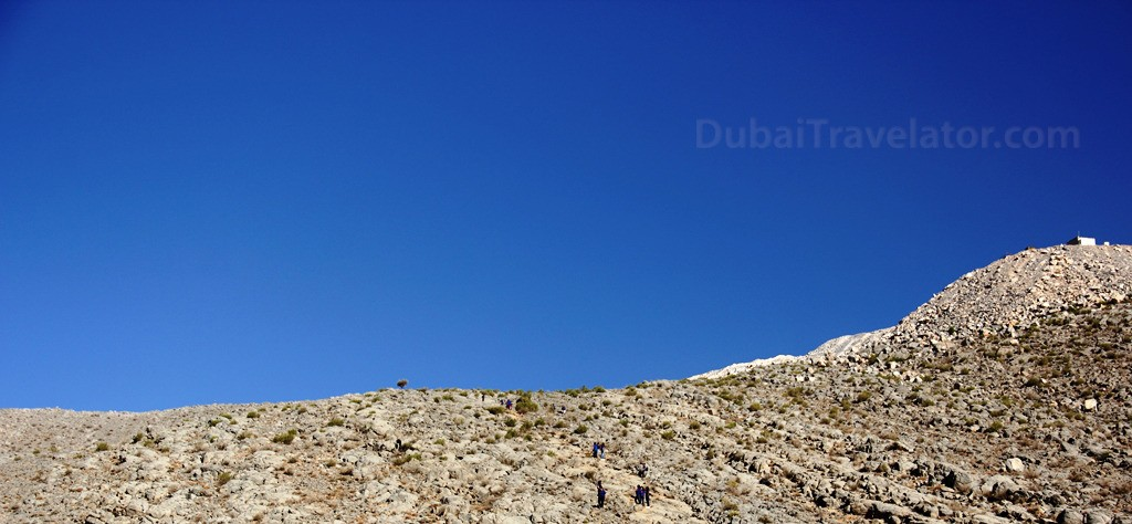 Jebel Jais Activities