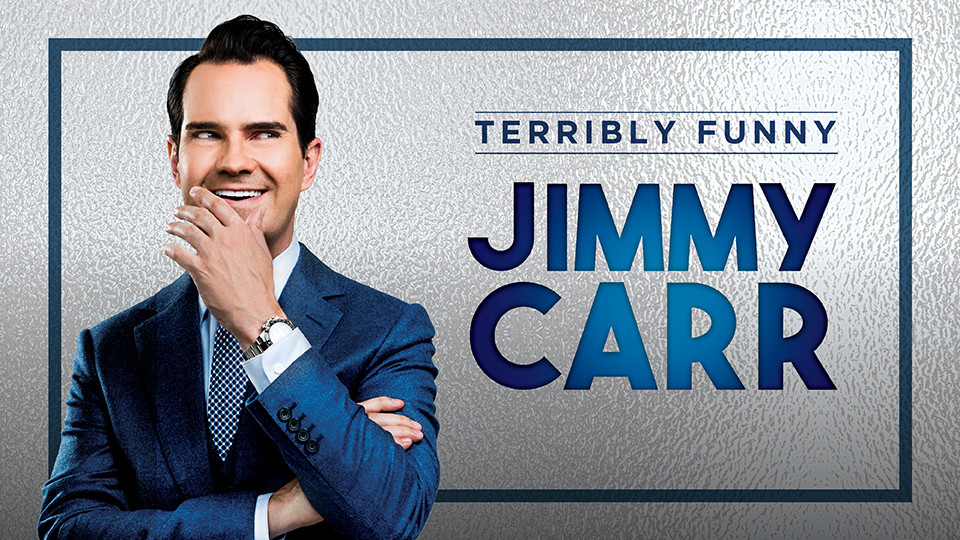 Jimmy Carr Live Dubai 2020