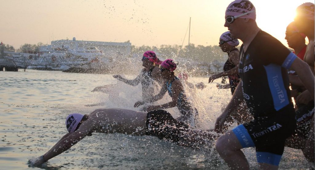 JLL Triathlon Series Race 1 Dubai 2019