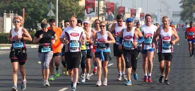 Johnson Arabia Half Marathon – Events in Dubai, UAE.