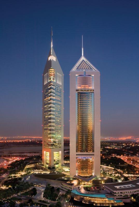 Jumeirah Emirates Towers | The Business Hotel of Dubai
