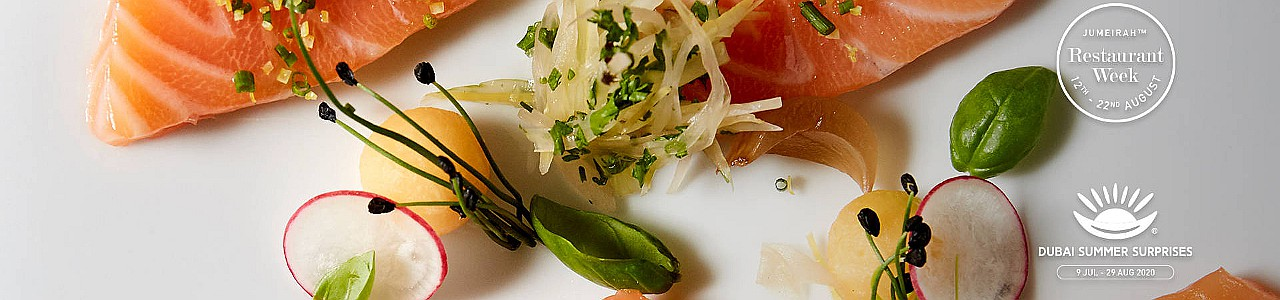 Jumeirah Restaurant Week Dubai 2020