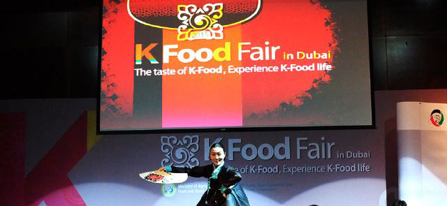 K-Food Fair 2016 – Events in Dubai, UAE.