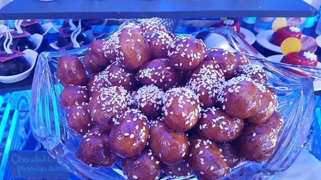 Kempinski Ajman Iftar Tent 2016 - Dessert