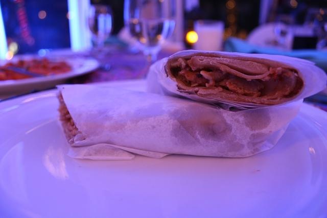 Kempinski Ajman Iftar Tent 2016, Ajman - Yummy Roll