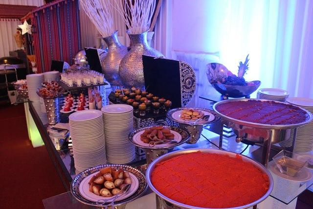 Kempinski Ajman Iftar Tent 2016 - Dessert Station