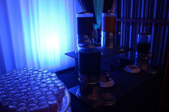 Kempinski Ajman Iftar Tent 2016 - Moroccan Tea