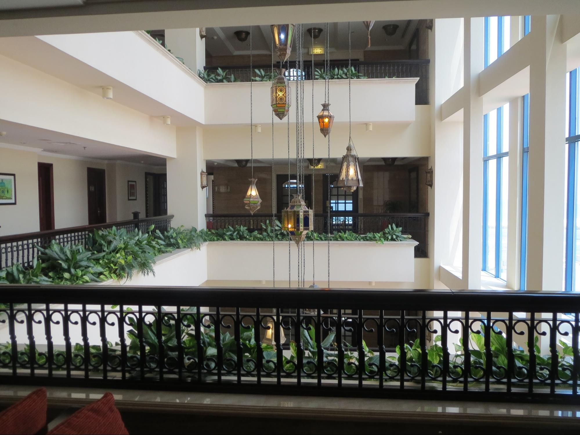 Kempinski Hotel, Ajman Review