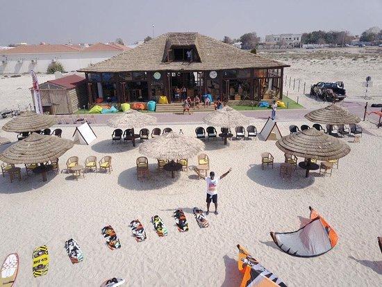 Kite Beach Center – Restaurant & Cafe – Umm Al Quwain UAE