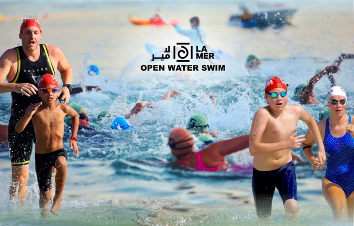 La Mer Open Water Swim Series on Nov 16th at La Mer South Beach Dubai