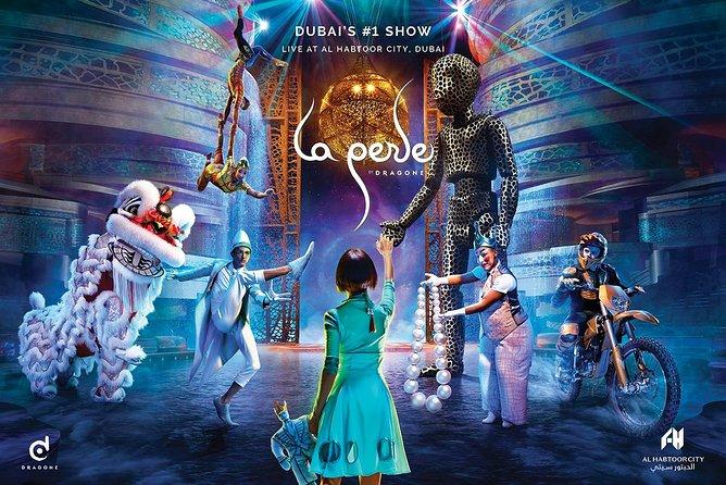 La Perle by Dragone Live Show – 2021 Event in Dubai, UAE